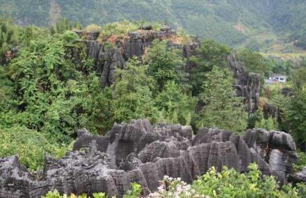 梅硐西部石林