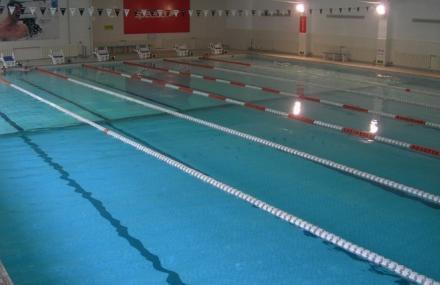 北京陈经纶中学游泳馆
