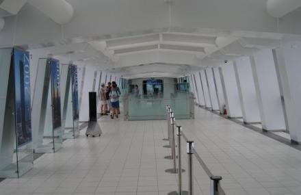 环球金融中心观光厅