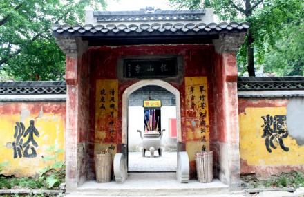 全椒县龙山风景区