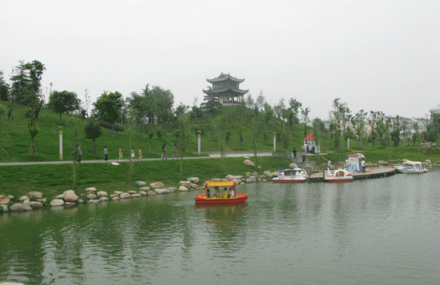 花园湖公园
