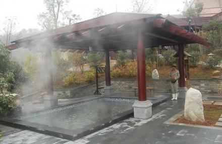 汤峪天潭温泉酒店